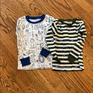 Other - Toddler Long Sleeve Pajama Tops